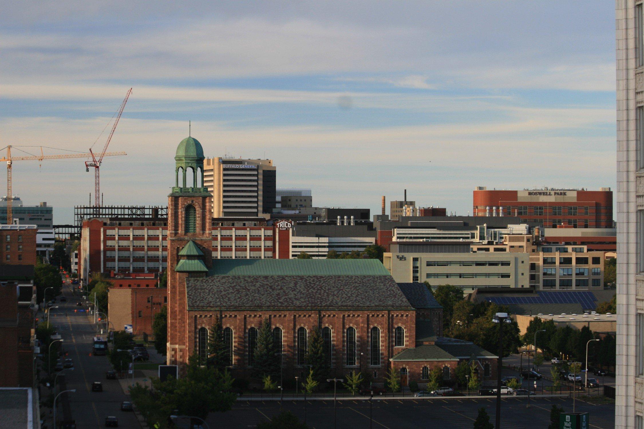 Buffalo-NY_Medical-Campus