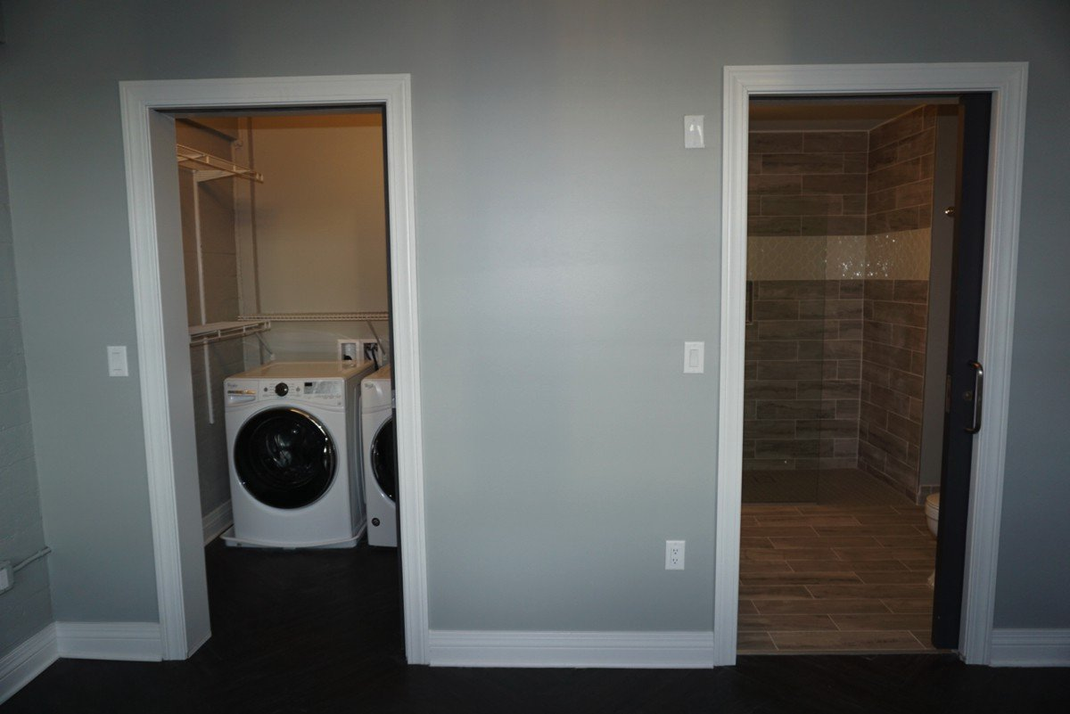 The Alexandre - wash closet