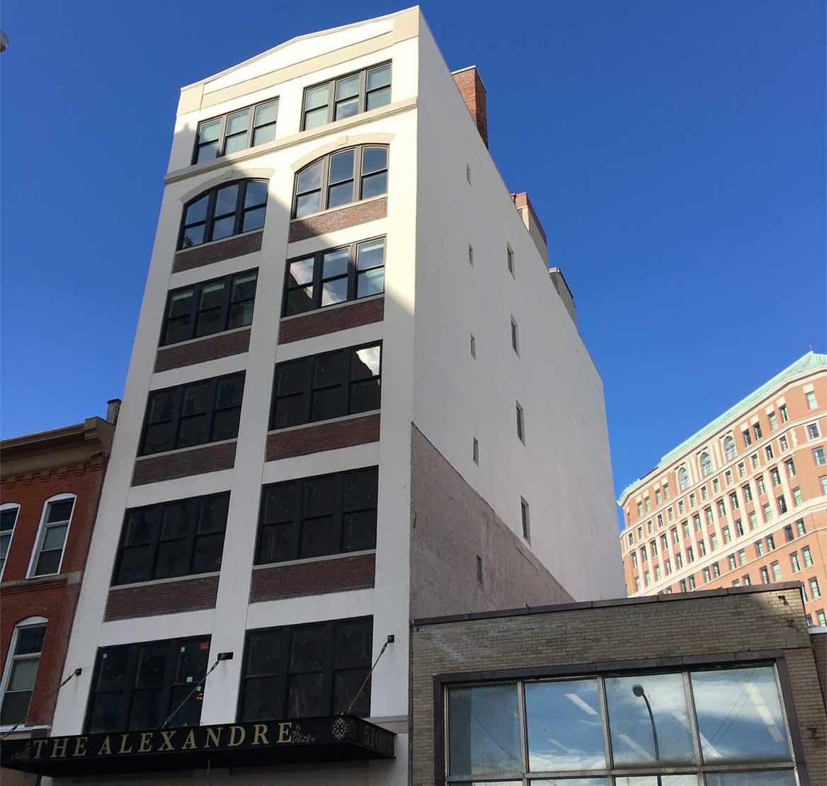 The Alexandre Apartments in Buffalo, NY